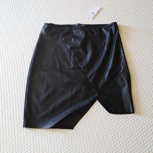 NWT FE Black Skirt
